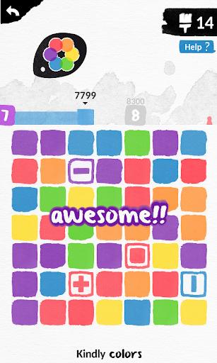 詭異解謎遊戲app《彩練消除》上架至今無人破解