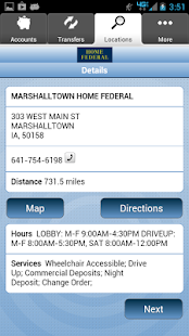 Home Federal Savings Bank - screenshot thumbnail