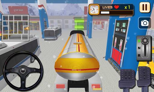 油卡车模拟3D