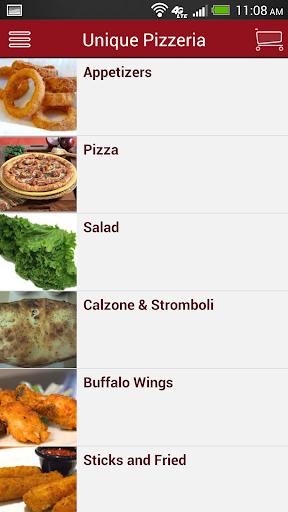【免費生活App】Unique Pizzeria-APP點子