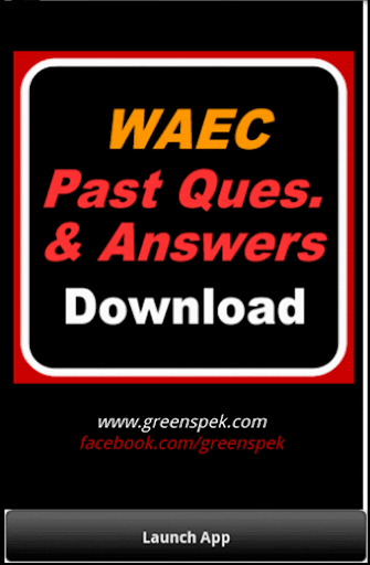 WAEC Q A