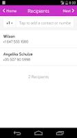 Screenshot of PamFax – Complete Fax Solution