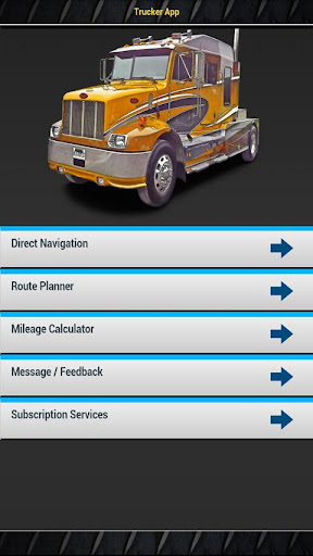 Trucker App GPS for Truckers