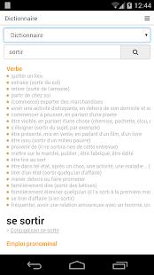 免費法語詞典