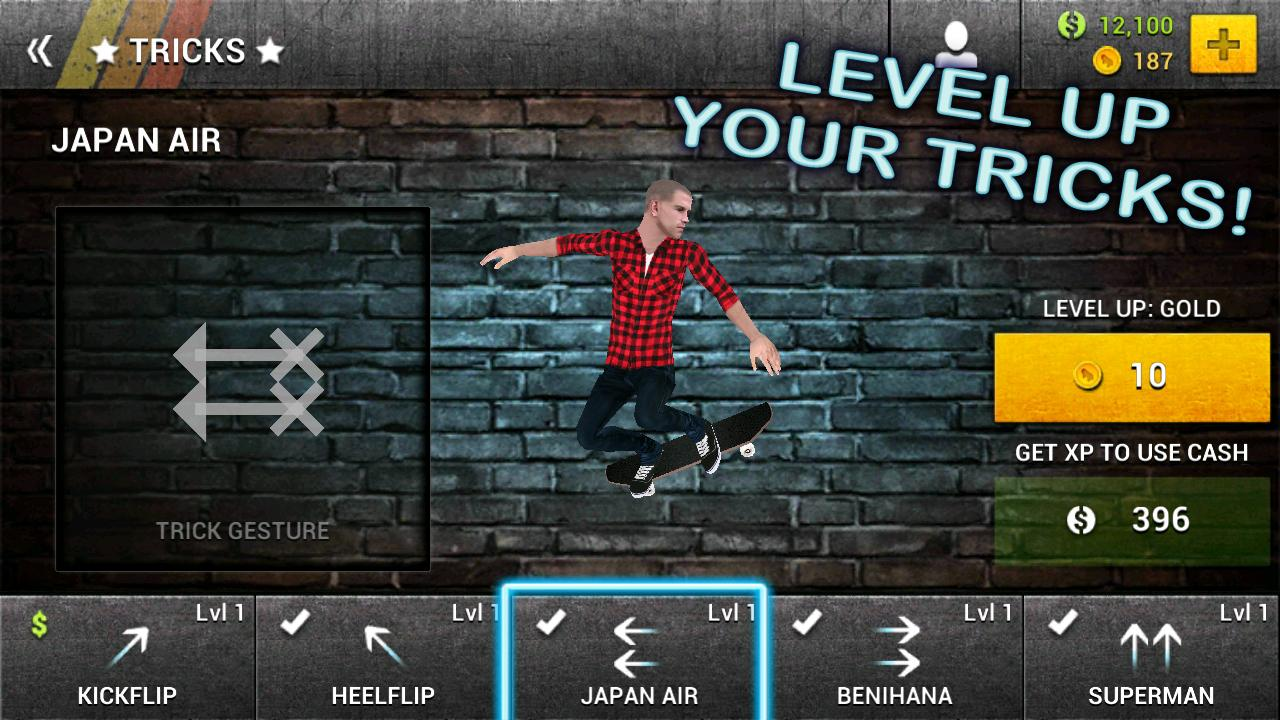 Boardtastic Skateboarding 2- screenshot