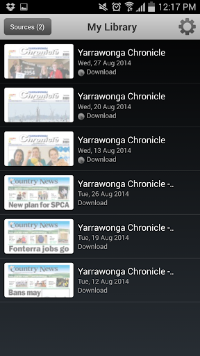 Yarrawonga Chronicle