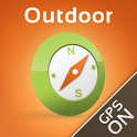 Outdoor Navigation icon