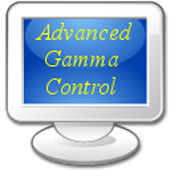 Advanced Color & Gamma Control icon