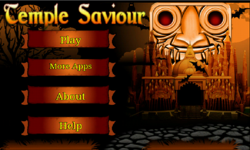 Temple Saviour - screenshot