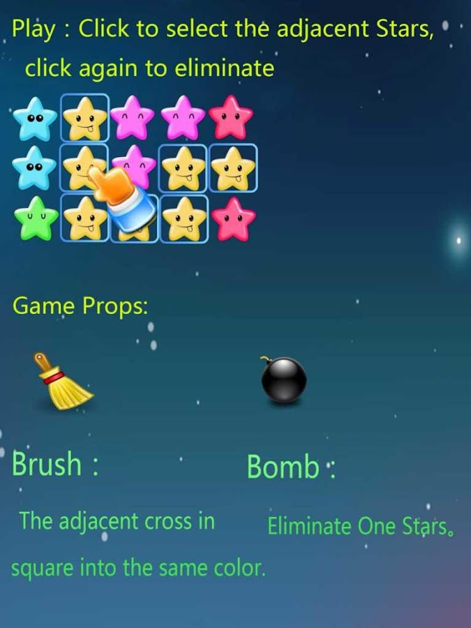 Star Crush- screenshot