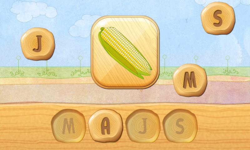 Smart Speller Swedish (Kids)- screenshot