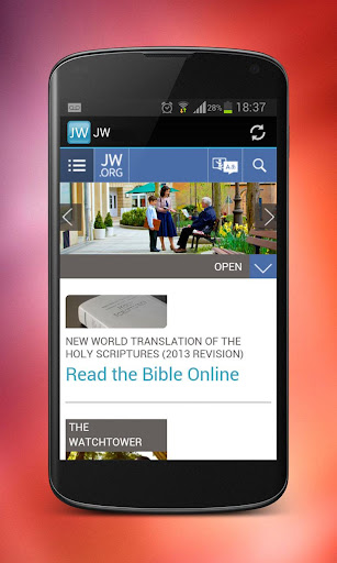 jw.org - stream