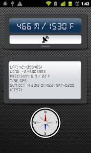 Altimeter PRO GPS- screenshot thumbnail