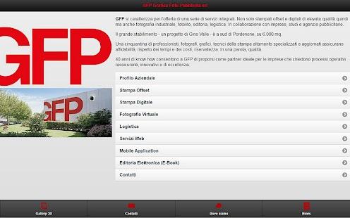 GFP Grafica Foto Pubblicità - screenshot thumbnail