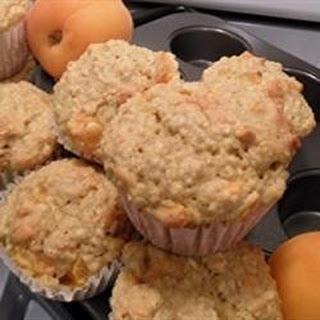 Apricot Oat Muffins