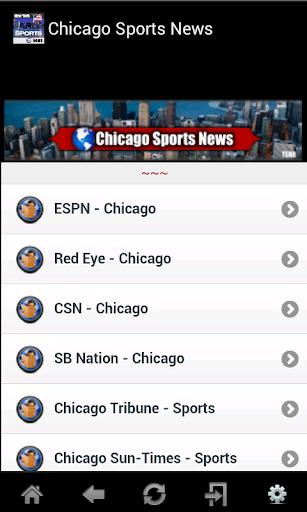Chicago Sports News