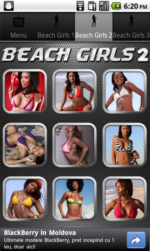 Bikini Girl Puzzle Games Free - screenshot