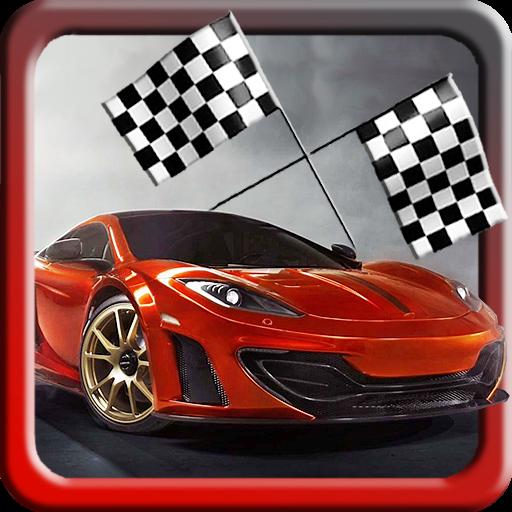 高速賽車3D 賽車遊戲 LOGO-玩APPs