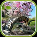 Sakura Garden Live Wallpaper icon