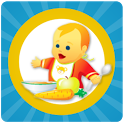 Baby Food Recipe icon