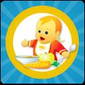 Baby Food Recipe icon