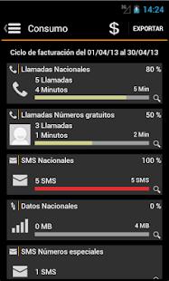 Gastos Celular PRO- screenshot thumbnail