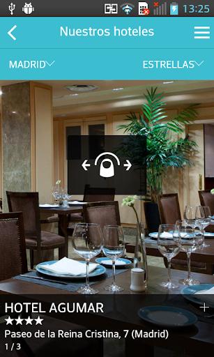 【免費旅遊App】Hoteles Santos-APP點子
