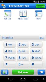 FRITZ!App Fon Screenshot 1