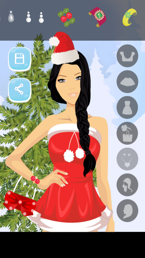 Fashion Girl Christmas- screenshot