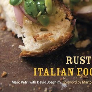Marc Vetri's Rigatoni with Chicken Livers, Cipollini Onions, and Sage.