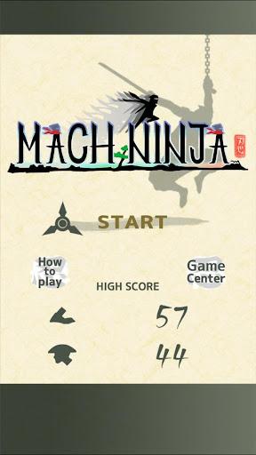 Mach Ninja
