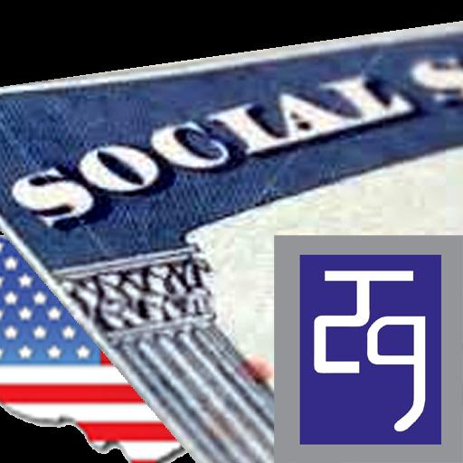 Social Security # Decoder 生活 App LOGO-硬是要APP