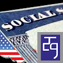Social Security # Decoder icon