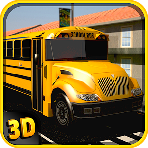 School Bus Driver 3D Simulator for PC and MAC