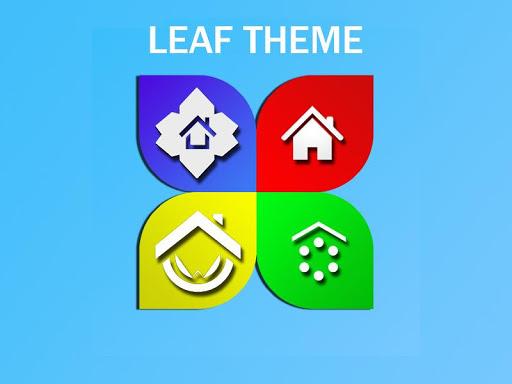 Leaf Theme APEX NOVA ADW SMART