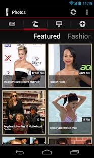 E! Online - screenshot thumbnail