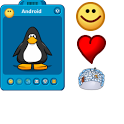 Club_Penguin_GoSMStheme icon