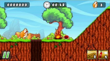 Screenshot of Crazy Hamster Free