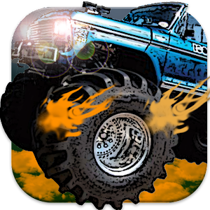 Toddler Monster Truck Kids Toy for PC and MAC