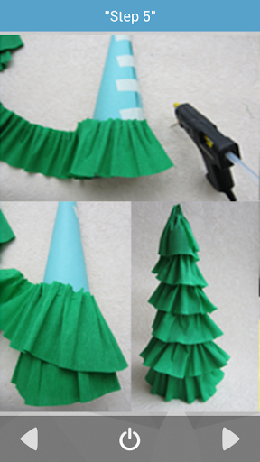 【免費娛樂App】Tree of crepe paper-APP點子