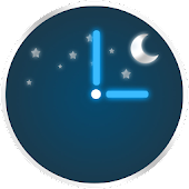 Night Glow Clock HD