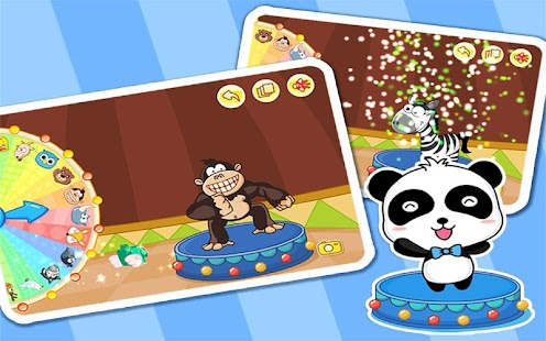 Animal Shows - Panda's Circus- screenshot thumbnail