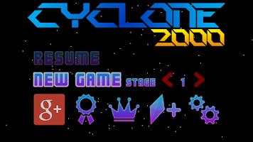 Screenshot of Cyclone 2000 Free
