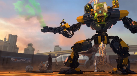 LEGO® Hero Factory Invasion DK - screenshot thumbnail