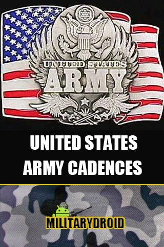 Army Cadences - screenshot