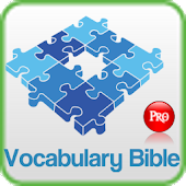 Vocabulary Bible Pro
