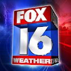 KLRT Fox 16 Weather Fox16.com icon