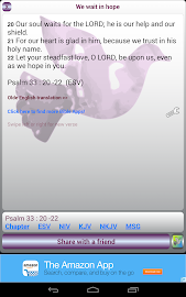 Uplifting Psalms Daily Screenshot 9