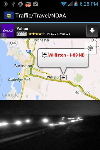 Vermont Traffic Cameras