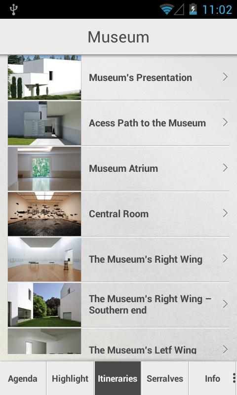 Serralves Museum- screenshot